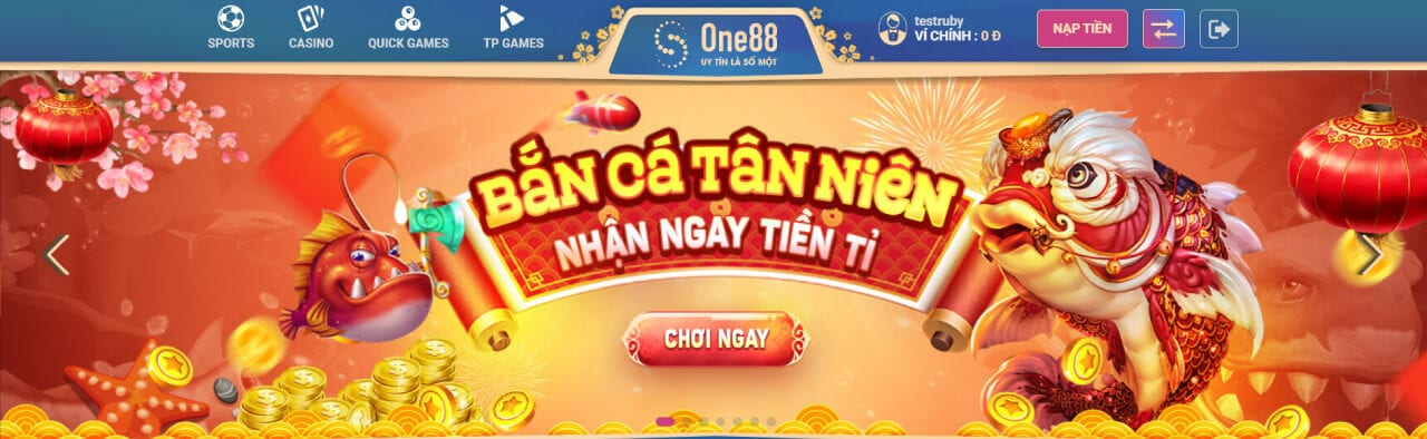 giao diện one88