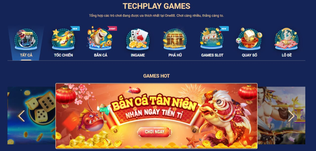 TP game của One88