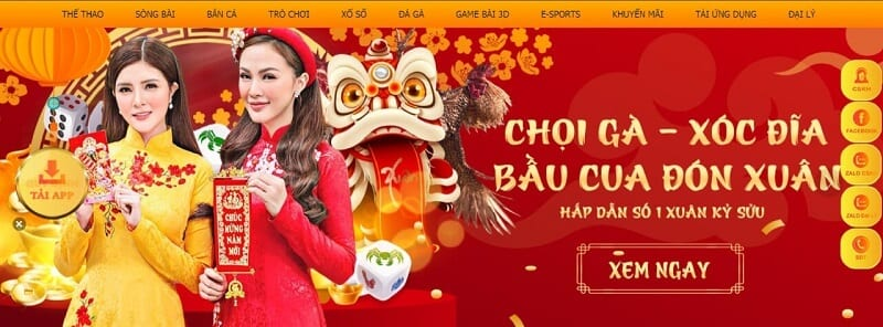 789Bet giao diện